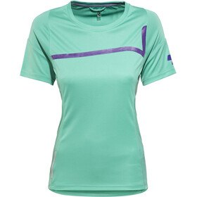 Cube Motion WLS Round Neck Jersey shortsleeve Women mint